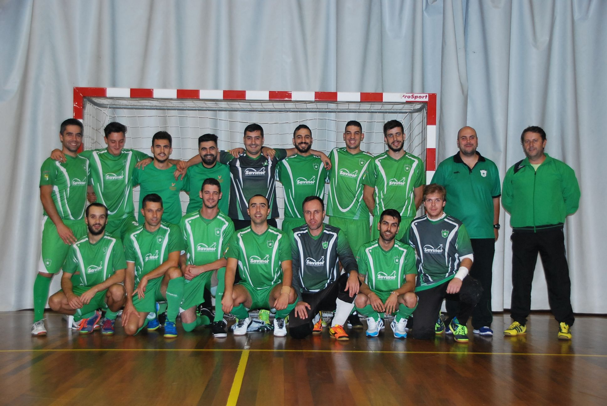 SAVINOR supports Covelas Sports Group's Futsal