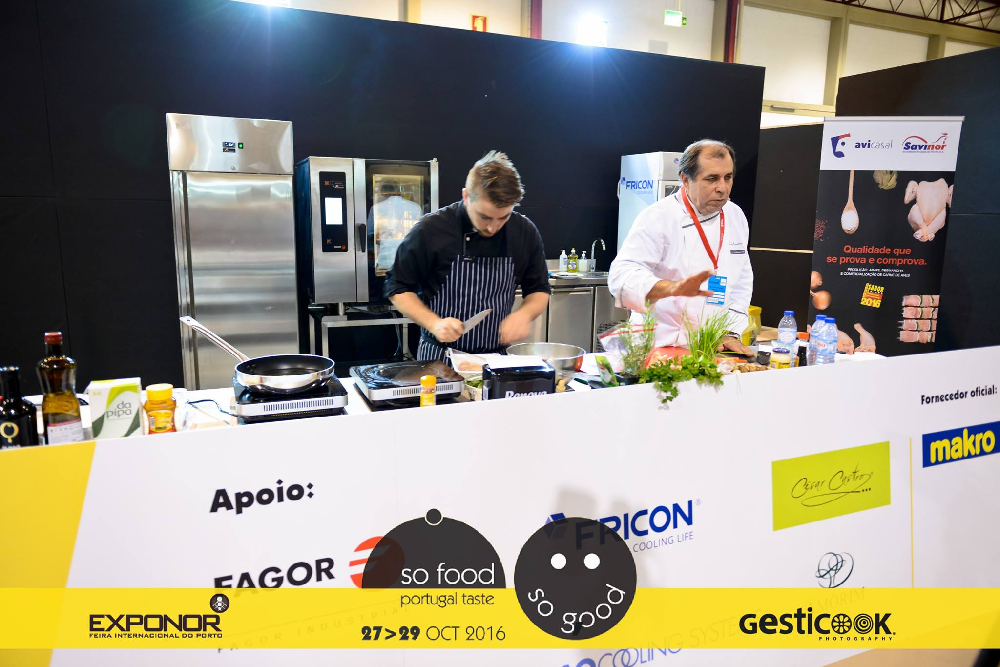 AVICASAL and SAVINOR participates in the 1st edition of So Food So Good