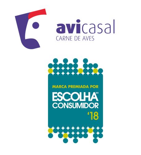 Avicasal eleita Escolha do Consumidor 2018