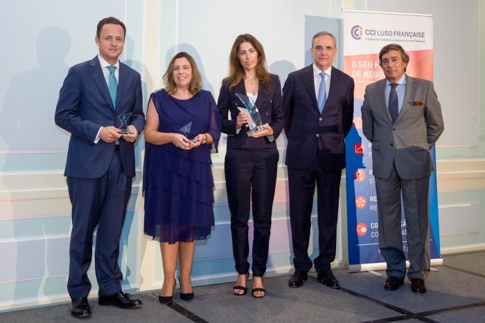 SOJA DE PORTUGAL ganha Troféu de Desenvolvimento Sustentável 2017