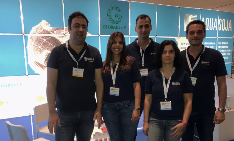 AQUASOJA e SAVINOR UTS presentes na AQUA 2018