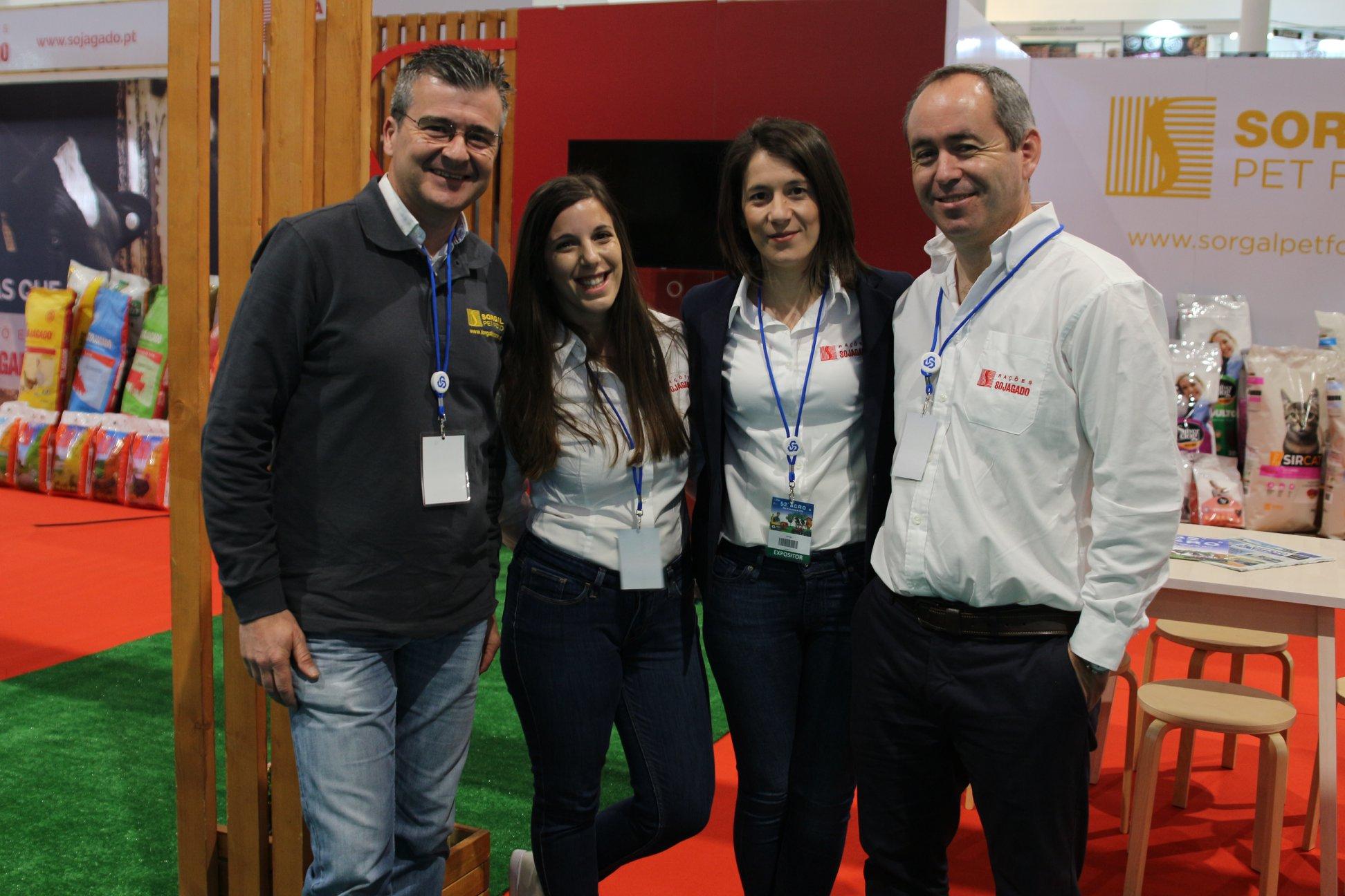 SOJAGADO e SORGAL PET FOOD marcam presença na AGRO Braga 2019