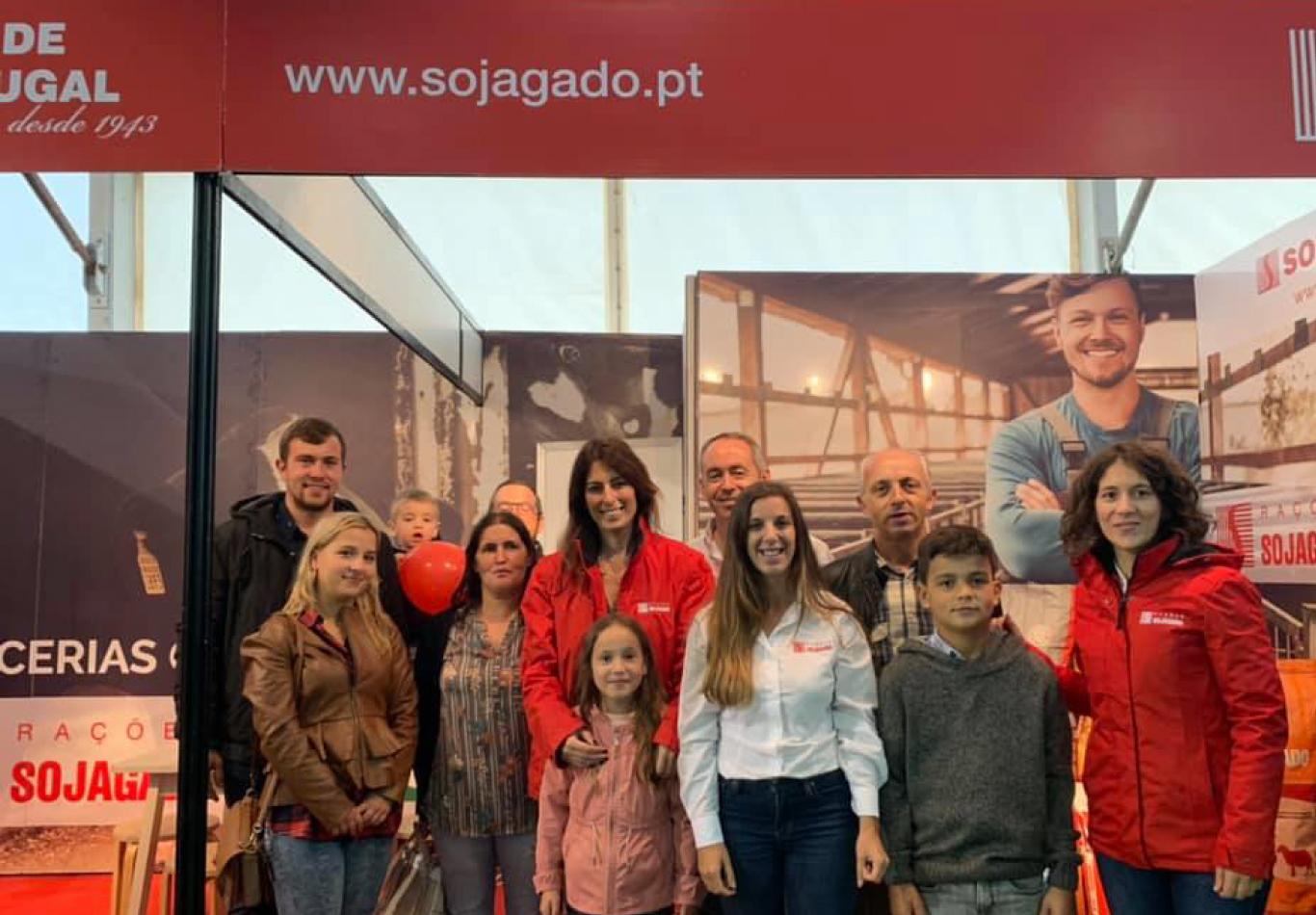 Sojagado marca presença na Expo-Barcelos 2019