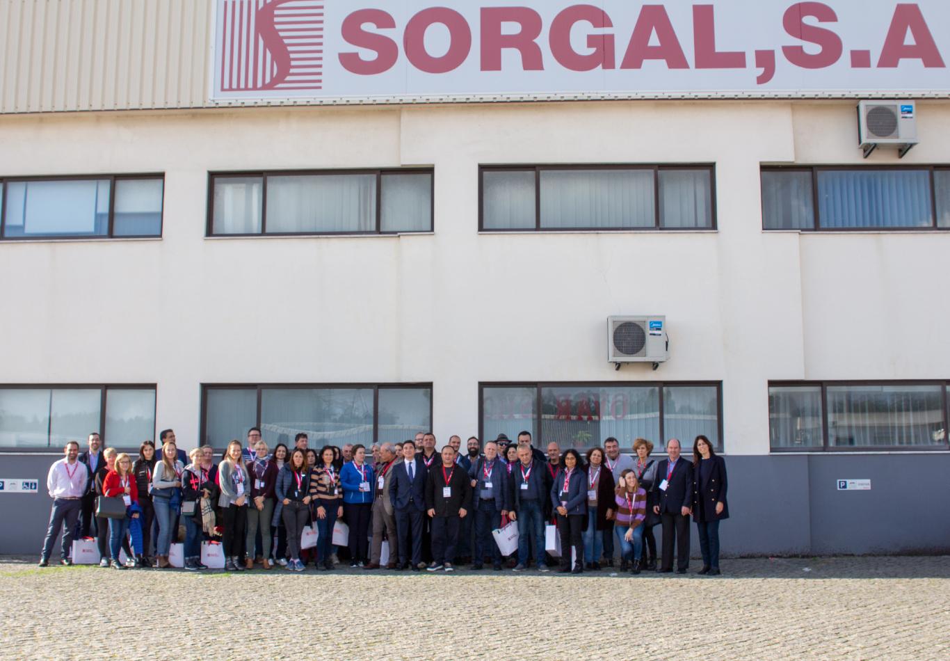 Soja de Portugal recebe visita veterinários da UE
