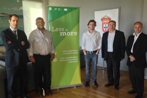 SOJA DE PORTUGAL entrega prémio no Concurso Nacional de PME Ecológicas