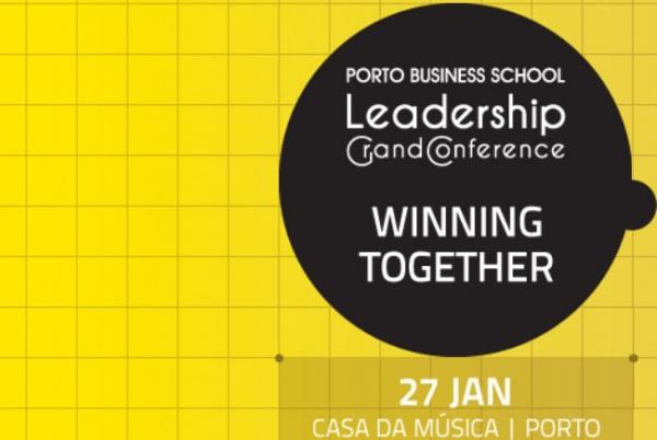 SOJA DE PORTUGAL patrocina a Porto Business School Leadership Grand Conference