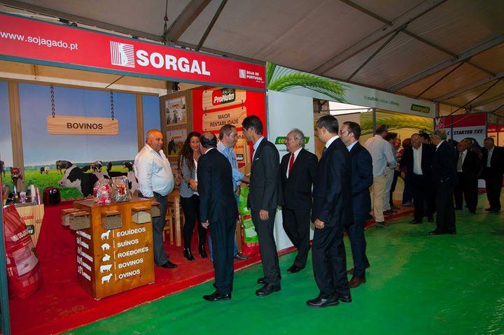 Expo Barcelos recebe SOJAGADO e PRONUTRI, marcas SORGAL
