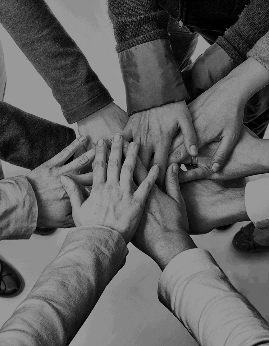 Juntos somos mais fortes