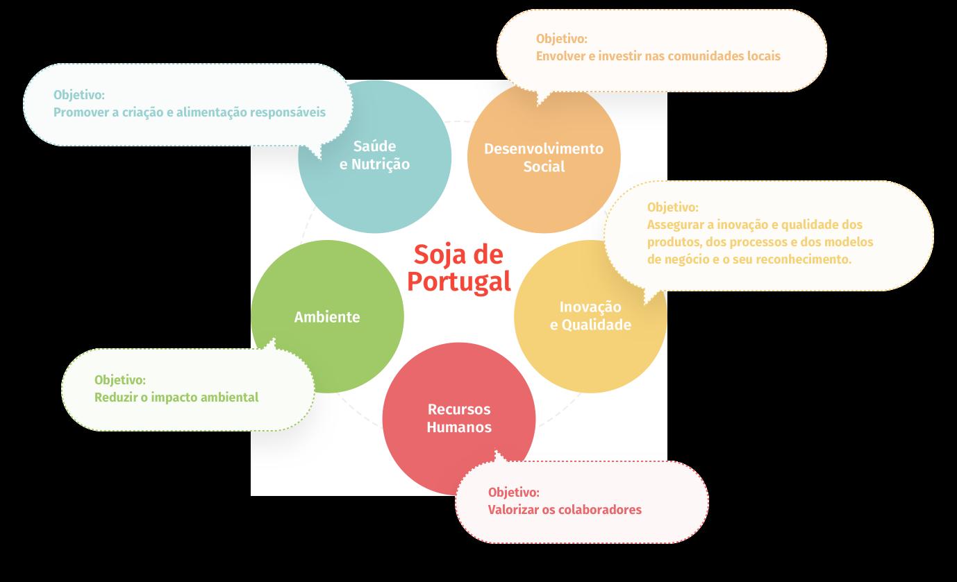 <p>Estrat&eacute;gia de Sustentabilidade da SOJA DE PORTUGAL</p>