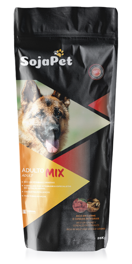 SojaPet Adulto Mix