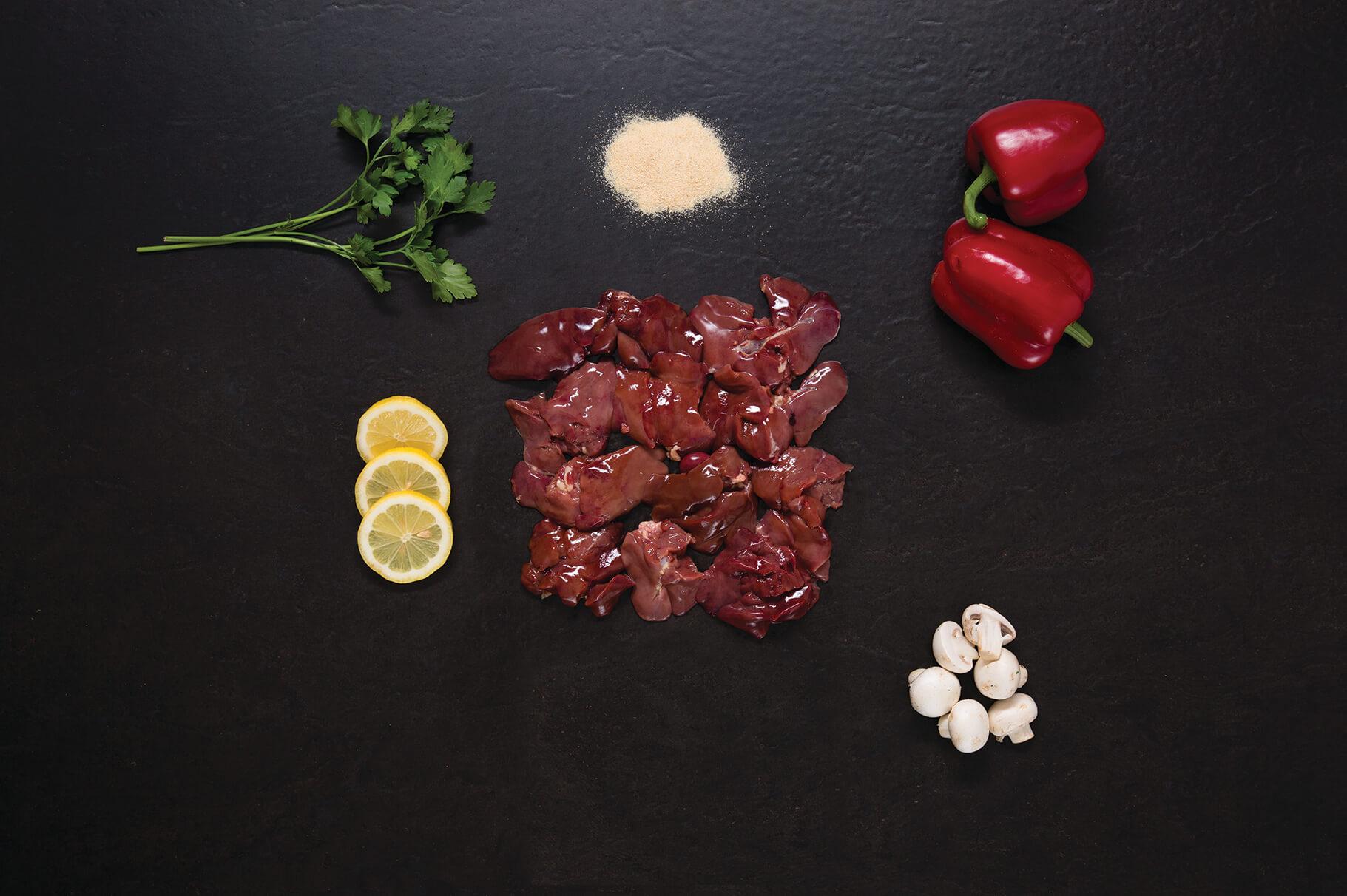Fígado de Frango